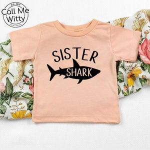 Other - Toddler Youth Kid Graphic T Shirt Tee Top Peach
